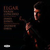 Elgar: Violin Concerto etc by James Ehnes