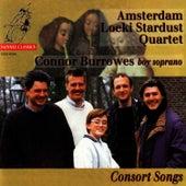 Consort Songs by Amsterdam Loeki Stardust Quartet
