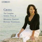 GRIEG: Complete Songs, Vol. 6 by Monica Groop