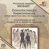 MOZART: Donaueschingen Harmoniemusik of The Abduction from the Seraglio, K. 384 by Bastiaan Blomhert