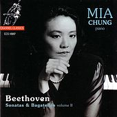 Beethoven: Sonatas & Bagatelles vol. II by Mia Chung