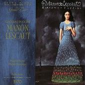 Puccini: Manon Lescaut by Magda Olivero