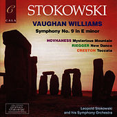 Vaughan Williams, Riegger, Hovhaness & Creston: Symphonic Works by Leopold Stokowski