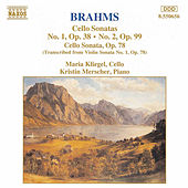 Cello Sonatas by Johannes Brahms