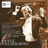 Stravinsky: Oedipus Rex, Firebird & Symphonies of Wind Instruments by Various Artists