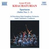 Spartacus (Suites Nos. 1 - 3) by Aram Ilyich Khachaturian