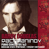 Rachmaninov: Piano Concertos 1 & 3 by Barry Douglas