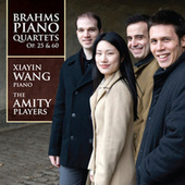 Brahms: Piano Quartet Op.25: Allegro by Xiayin Wang