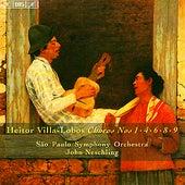VILLA-LOBOS, H.: Choros, Vol. 2 (Neschling) - Choros Nos. 1, 4, 6, 8, 9 by Various Artists