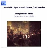 Apollo e Dafne / The Alchemist by George Frideric Handel