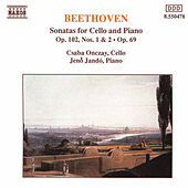Cello Sonatas Vol. 1 by Ludwig van Beethoven