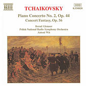 Piano Concerto No. 2 / Fantasie de Concert by Pyotr Ilyich Tchaikovsky