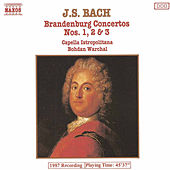 Brandenburg Concertos Nos. 1, 2 and 3 (1988) by Johann Sebastian Bach