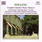 Complete Chamber Music Vol. 4 by Francis Poulenc