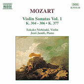Violin Sonatas Nos. 4, 5, 6, and 9 by Wolfgang Amadeus Mozart