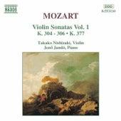 Violin Sonatas Nos. 4, 5, 6, and 9 by Wolfgang Amadeus Mozart