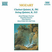 Clarinet Quintet / String Quintet by Wolfgang Amadeus Mozart