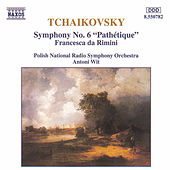 Symphony No. 6 'Pathetique' by Pyotr Ilyich Tchaikovsky