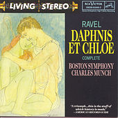Ravel:Daphnes et Chloé by Charles Munch