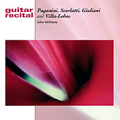 Guitar Recital by John Williams (Guitar)