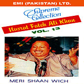 Supreme Collection Vol-13 by Nusrat Fateh Ali Khan