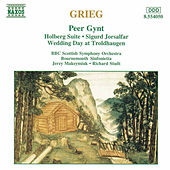 Orchestral Music by Edvard Grieg