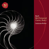 Bach: Well-Tempered Clavier Book I by Sviatoslav Richter