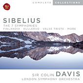 Sibelius: Symphonies 1-7 by Various Artists