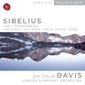 Sibelius: Symphonies 1-7 by Various Artists