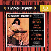 Strauss: Scenes from Elektra & Salome by Fritz Reiner