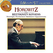 Plays Beethoven Sonatas by Vladimir Horowitz