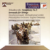 Tchaikovsky: Symphony No. 5 & Serenade for Strings by Various Artists