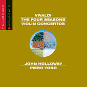 Vivaldi: The Four Seasons; Violin Concerto in D Major, RV 212a; Violin Concerto in C Major, RV 581 by Various Artists