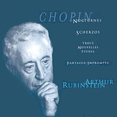 Rubinstein Collection, Vol. 26: Chopin: 19 Nocturnes; 4 Scherzos; 3 Etudes, Op. posth., Fantaisie-Impromptu by Arthur Rubinstein