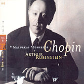 Rubinstein Collection, Vol. 6: Chopin: 51 Mazurkas, 4 Scherzos by Arthur Rubinstein