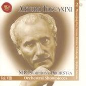 Orchestral Showpieces by Arturo Toscanini