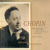 Rubinstein Collection, Vol. 5: Chopin: Concertos Nos. 1 & 2; 19 Nocturnes by Arthur Rubinstein