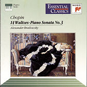 Chopin: Waltzes; Piano Sonata No. 3 by Alexander Brailowsky
