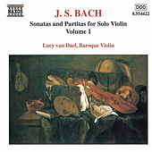 Violin Sonatas and Partitas Vol. 1 by Johann Sebastian Bach