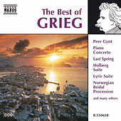The Best of Grieg by Edvard Grieg