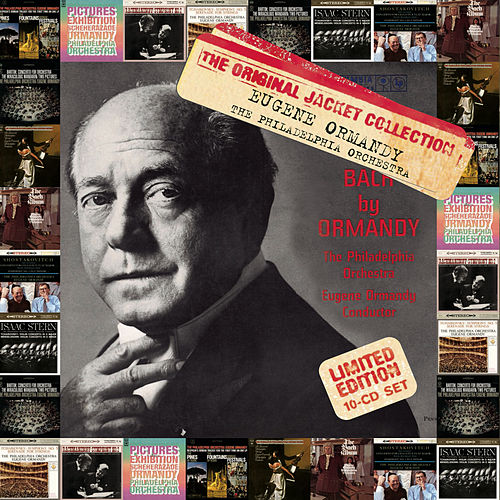 The Original Jacket Collection - Eugene Ormandy by Various Artists