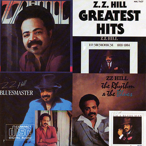 Z.Z. Hill - You Won't Hurt No More / If I Could Do It All Over