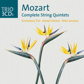 Mozart: The String Quintets by Various Artists
