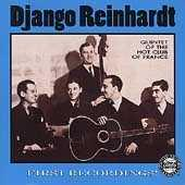 First Recordings! by Django Reinhardt