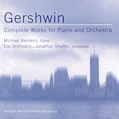 Gershwin: Concerto For Piano & Orchestra In F/Rhapsody In Blue Etc. by EOS Orchestra