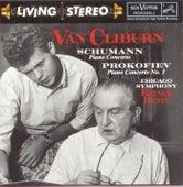 Schumann, Prokofiev: Piano Concertos by Van Cliburn