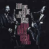 The Tenor Giants by Zoot Sims