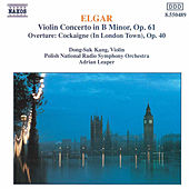 Violin Concerto / Cockaigne by Edward Elgar