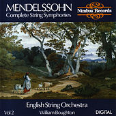 Mendelssohn - String Symphonies by English String Orchestra