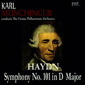 Haydn: Symphony No. 101 in D major by Vienna Philharmonic Orchestra